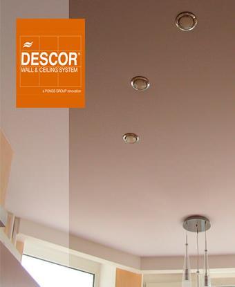 Descor потолок