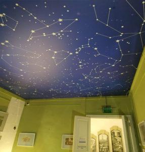 звездное небо потолок