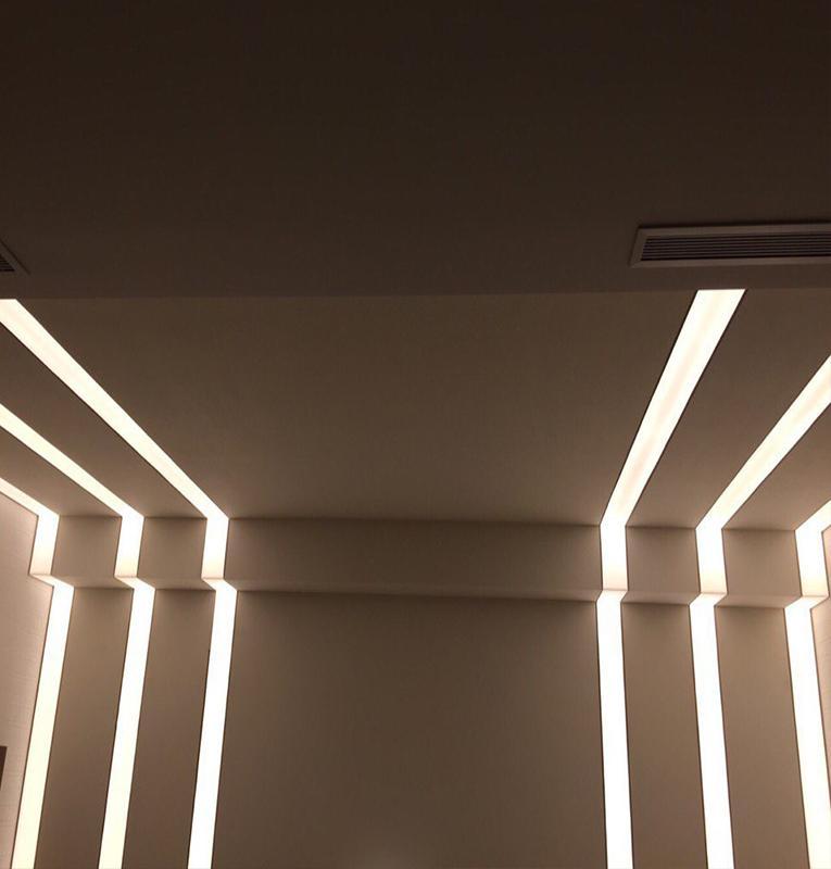 Подсветка для интерьера