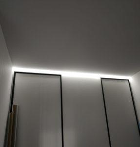 Подсветка идеи потолки