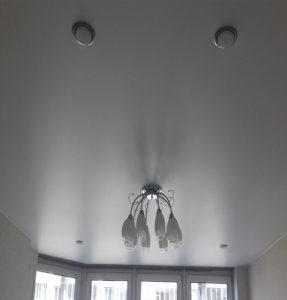 Сатиновые потолки минимализм