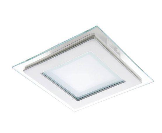 Встраиваемый квадратный светильник Lightstar Acri LED