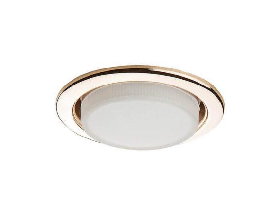 Встраиваемый светильник Lightstar Tablet Золото