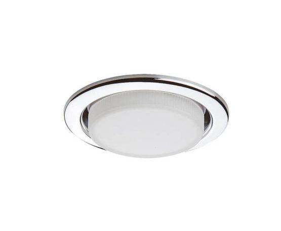 Встраиваемый светильник Lightstar Tablet Хром