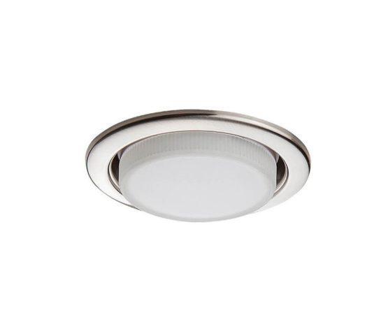 Встраиваемый светильник Lightstar Tablet Никель