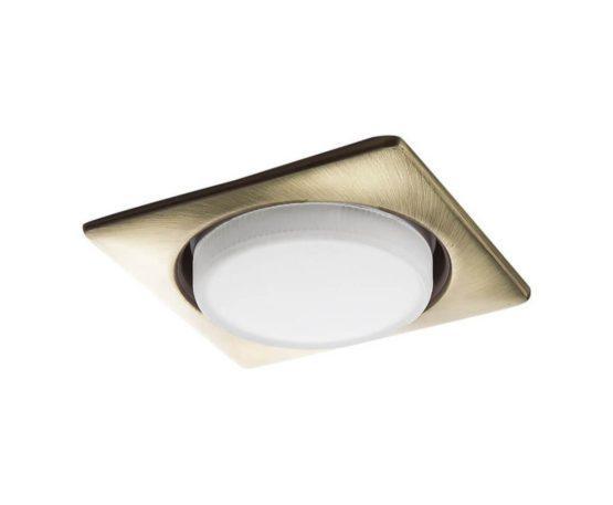 Встраиваемый светильник Lightstar Tablet Испанская Бронза 12 Вт