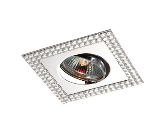 Встраиваемый светильник Novotech Mirror (хром)