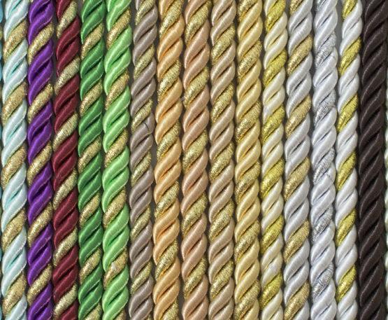 Декоративный кант цветной