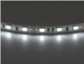 Лента светодиодная 14.4 Вт 60 LED белая