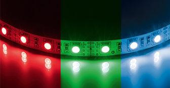 Лента светодиодная RGB (14.4 Вт)