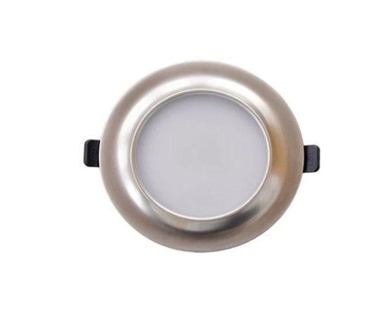 Светодиодный светильник (silver)