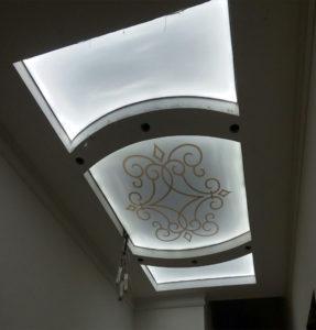 Прихожая потолок дизайн