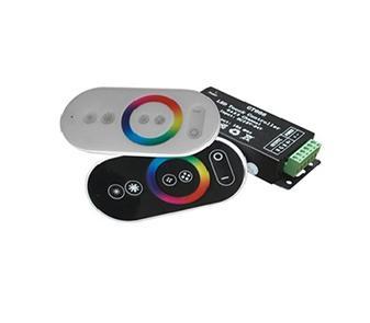 Сенсорный RGB-контроллер LED Touch 18А BlackWhite