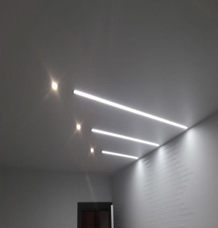 световые линии стильный дизайн